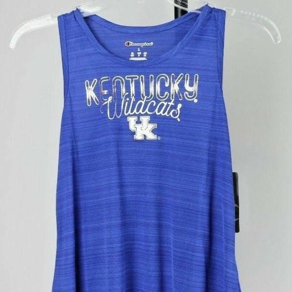 Other - Kentucky Wildcats Girls Scoop Racerback Tank Top